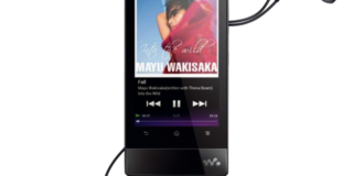 SonyWalkmanF800