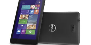 Dell Pro 8 Windows Tablets