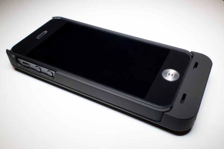 Power Case with iPhone5