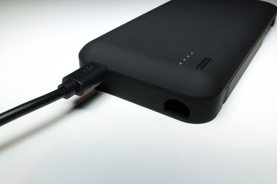 Power Case microUSB Connector