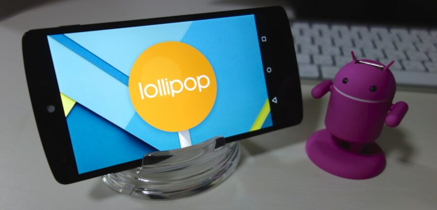 android 5.0 lolipop on nexus 5