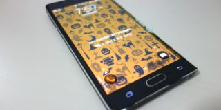 halloween galaxy note edge