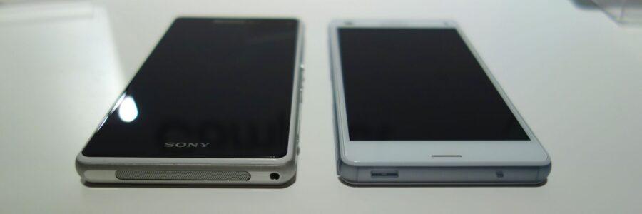 xperia z3 compact vs z1 f 1