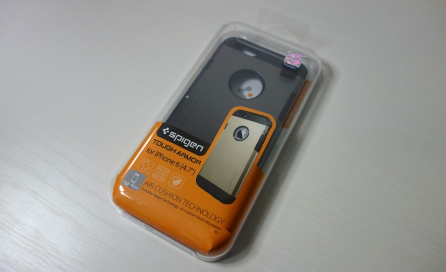 spigen tough armor 1