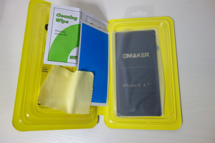 omaker glass screen protector for iphone 6 2