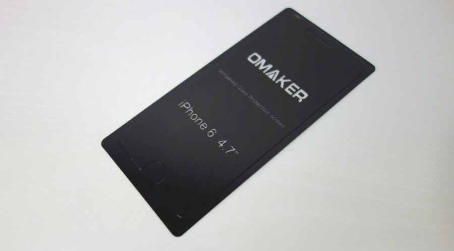 omaker glass screen protector for iphone 6 3