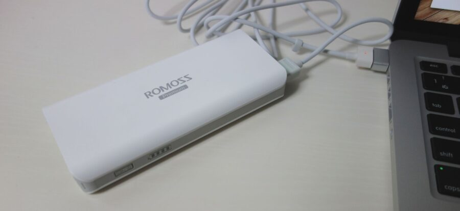 romoss eusb battery PH40JP 12