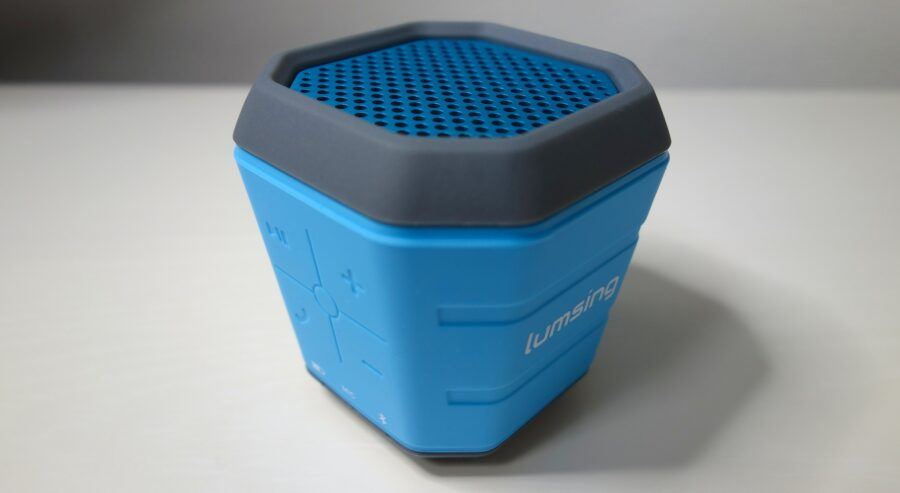 Lumsing portable bluetooth speaker 3