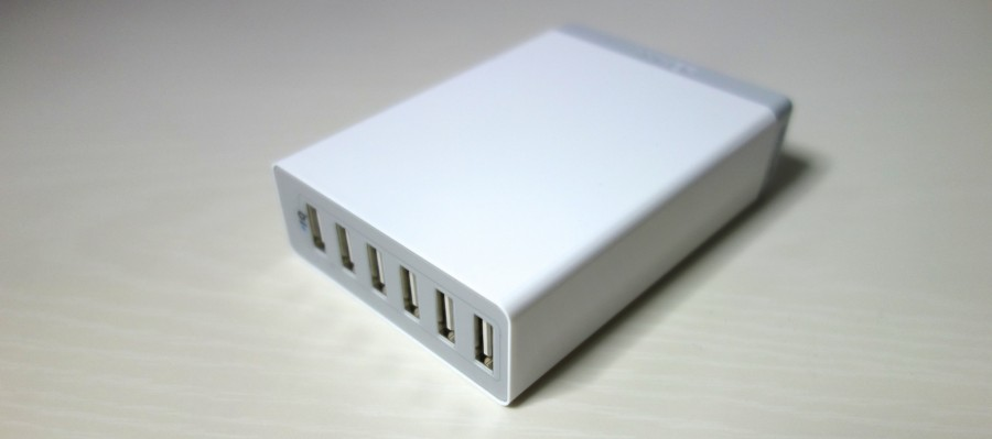 anker 6port charger 05