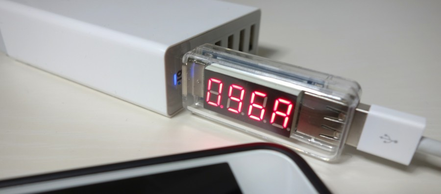 anker 6port charger 11