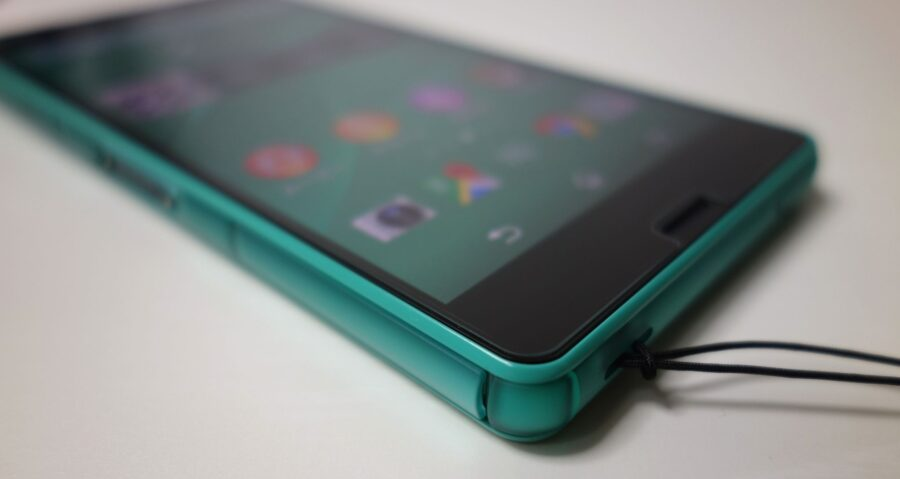 ray-out glass for xperia z3 compact 2
