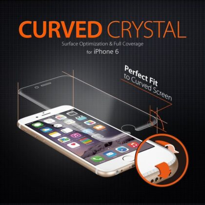 spigen curved crystal