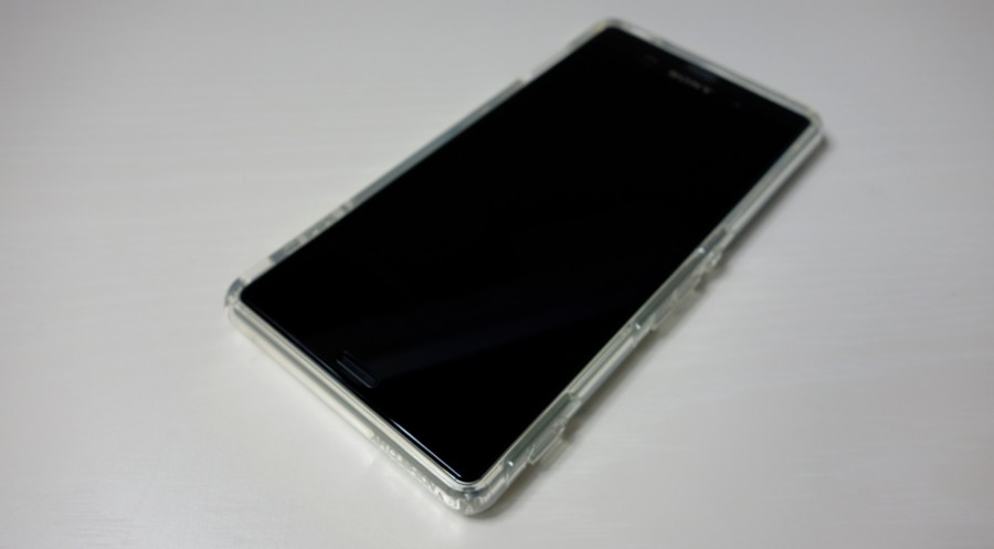 spigen ultra hybrid for xperia z3 05