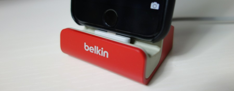 spigen leather fit belkin dock