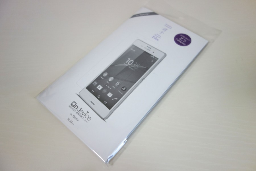 xperia z3 compact glass 1