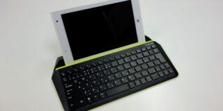 elecom bluetooth keyboard TK-FBP067BK 1
