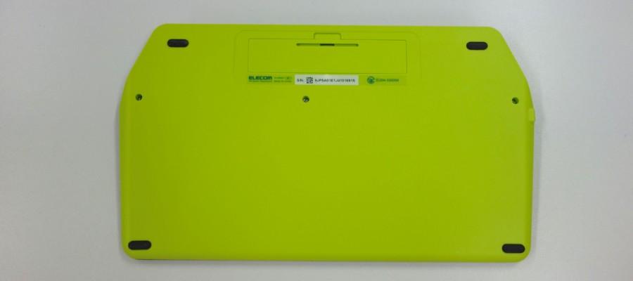 elecom bluetooth keyboard TK-FBP067BK 5