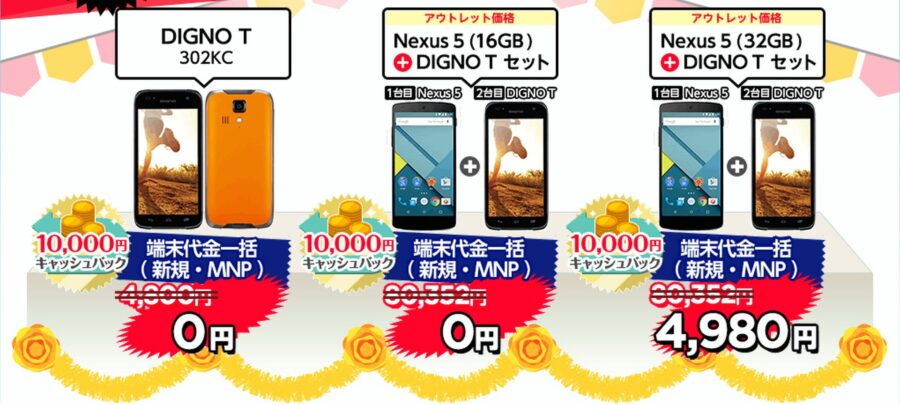 ymobile outlet sale