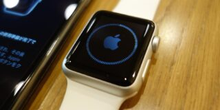 apple watch sport setup 7