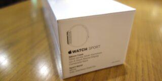 apple watch sport unboxing 01