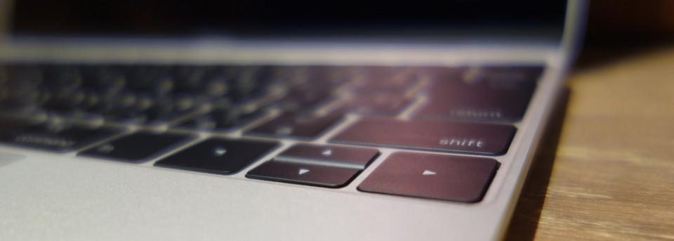 the new macbook 10