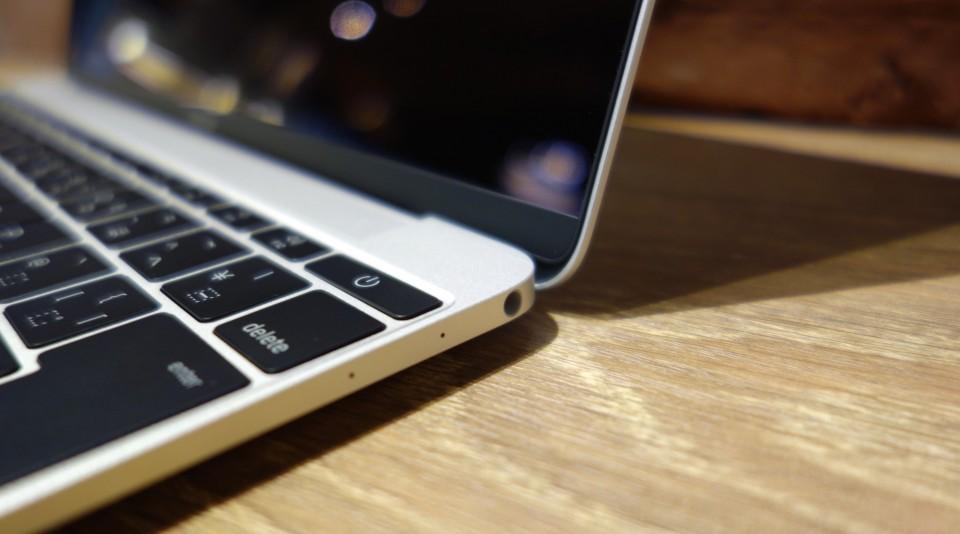 the new macbook 12