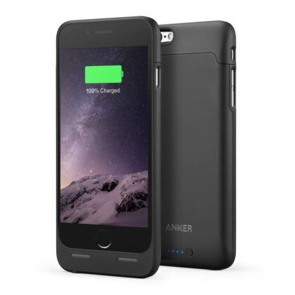 anker iphone battery case