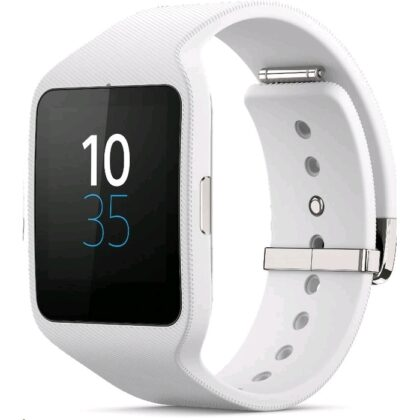 sony-smartwatch-3-swr50 white