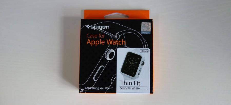 spigen thin fit for apple watch 1