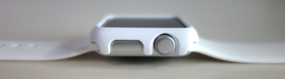 spigen thin fit for apple watch 3
