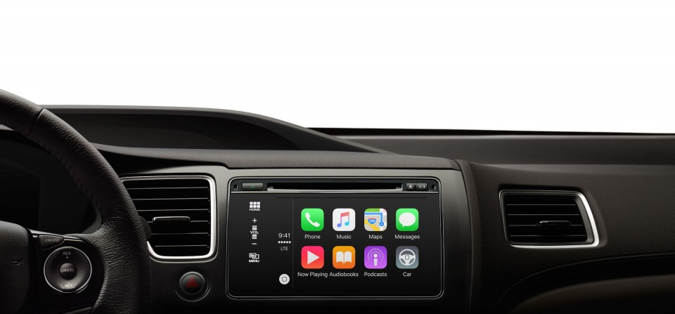 carplay ios 9