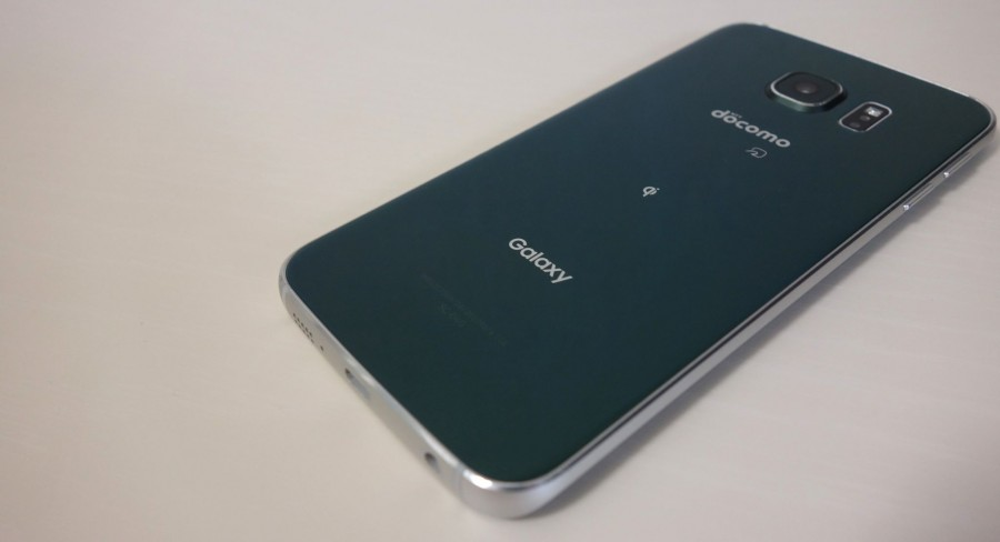 galaxy s6 edge back
