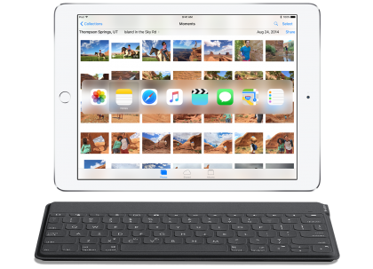 ios 9 bluetooth keyboard