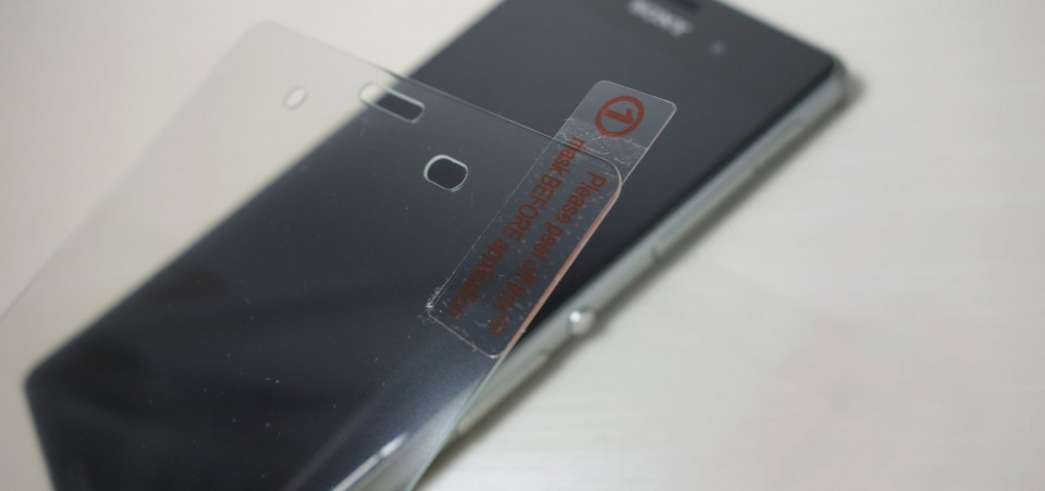 nagomi glass for xperia z3 4