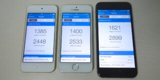 ipod touch 6 geekbench 2