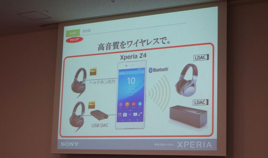 xperia z4 event presentation 25