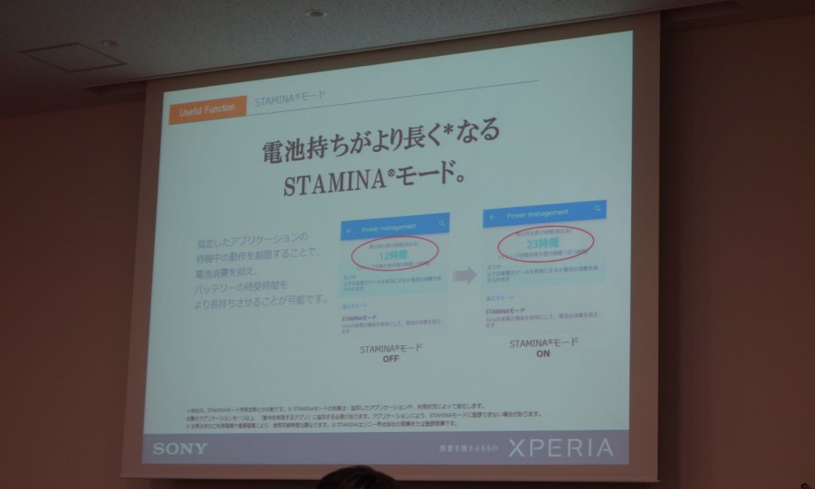 xperia z4 event presentation 43