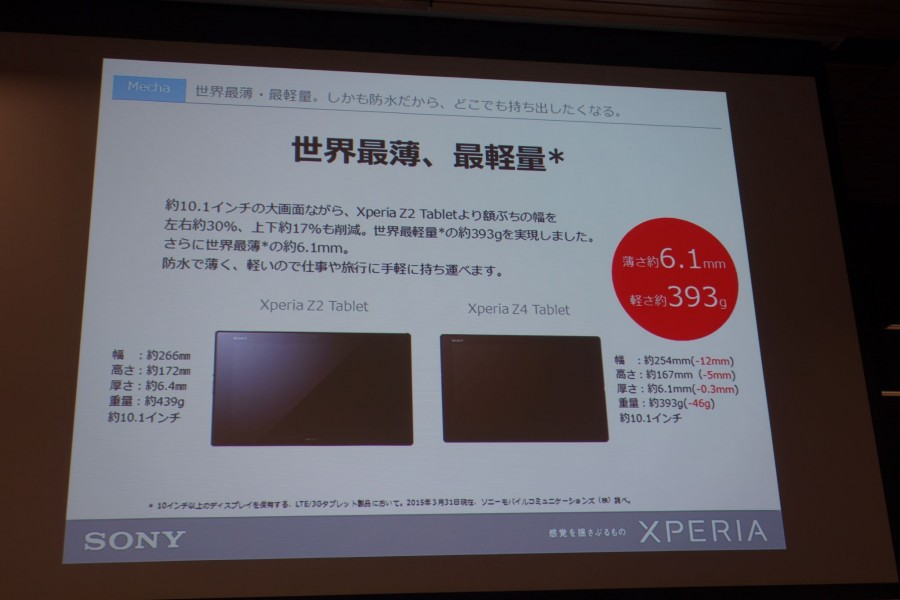 xperia z4 tablet event 2 06