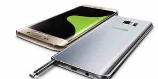Galaxy S6 edge+_Note5_Gold_Silver_2P