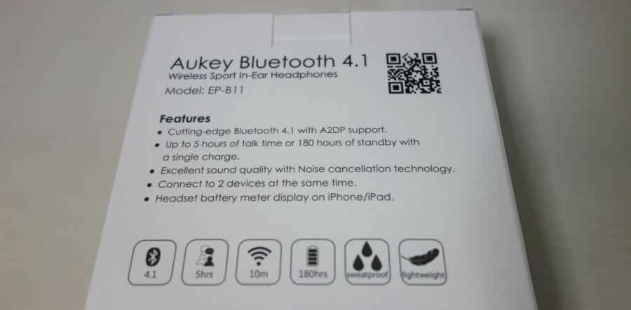 aukey EP-B11 2