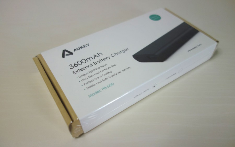 aukey mobile battery PB-N30 1