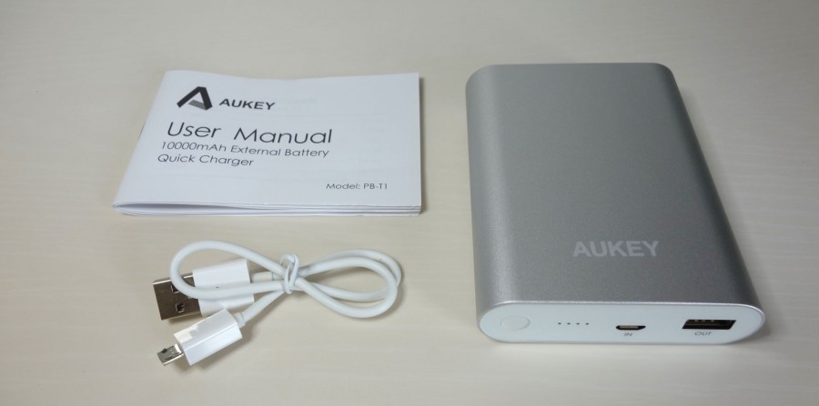 aukey quickcharge battery 1