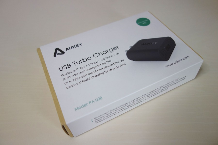 aukey quickcharge charger 1