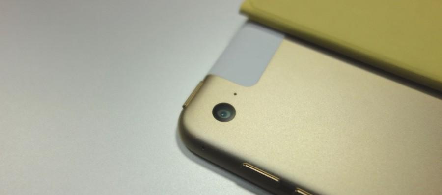 ipad air smart cover camera
