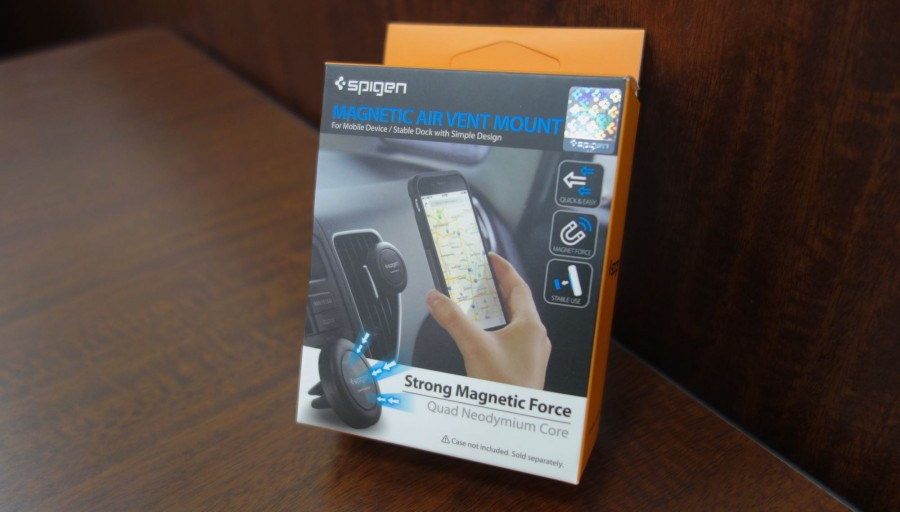 spigen air vent mount 1