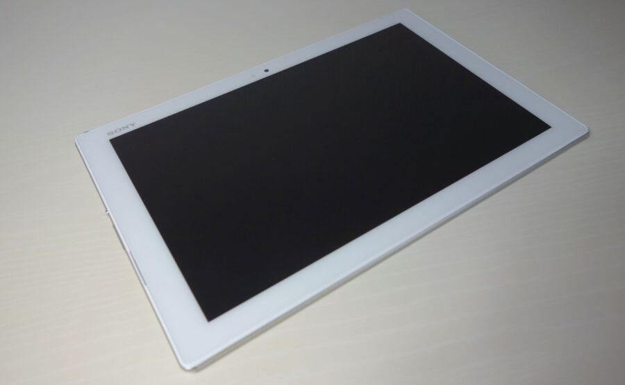xperia z4 tablet photo 1