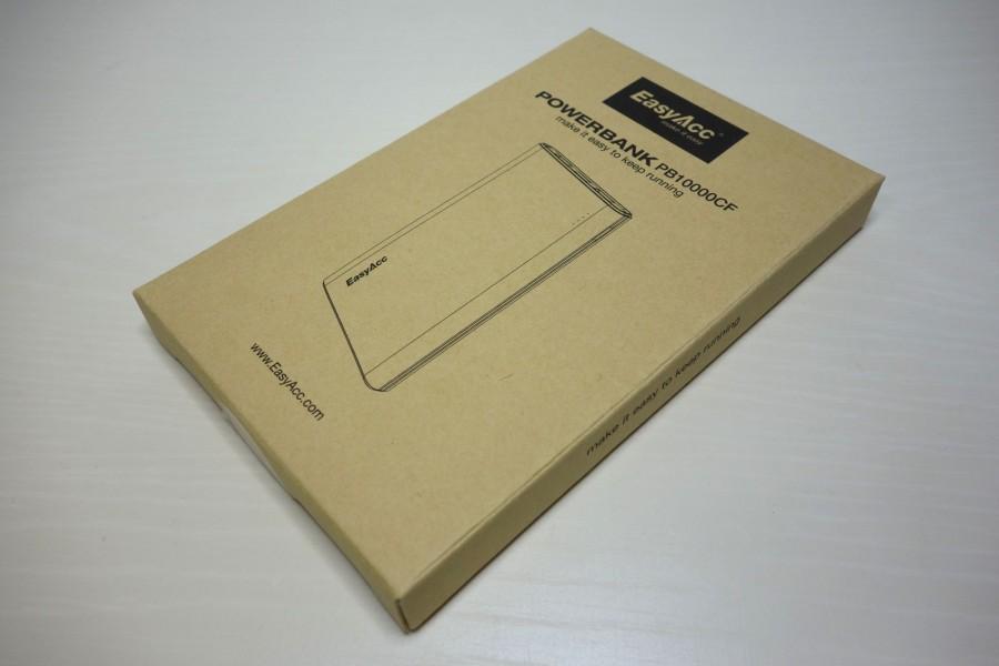 EasyAcc battery 1