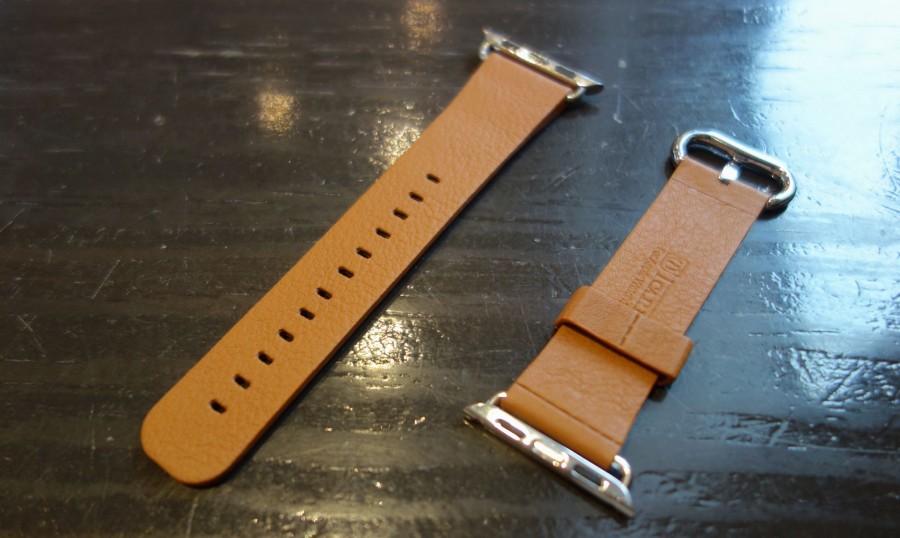 apple watch sport leather belt 02