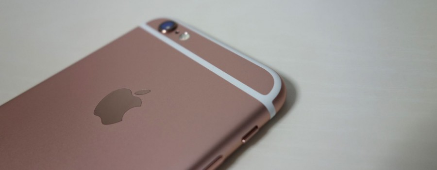 docomo iphone 6s rose gold unboxing 11