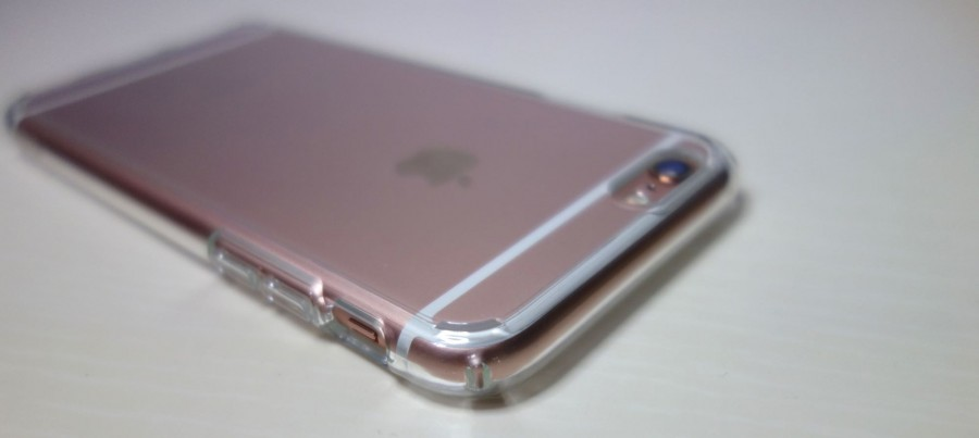 iphone 6s rose gold ultra hybrid 3